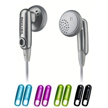 Philips SHE2610 In-Ear Silver