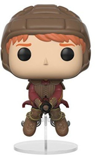Funko - Figurine Pop Vinyl- Harry Potter- Ron On Broom, 26721