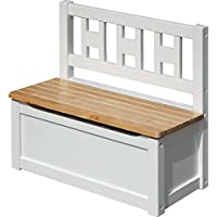 Preisvergleich für IB-Style - Kindersitzgruppe Luca | 3 Kombinationen | 1x Truhenbank - Stuhl Truhenbank Kindermöbel Tisch Kindertisch Kinderstuhl