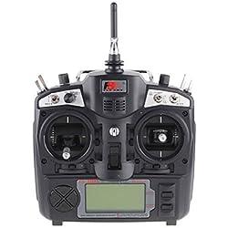 FS FS-TH9B 2.4G 9CH Radio System(TX+RX)RC Transmitter Set-Mode2