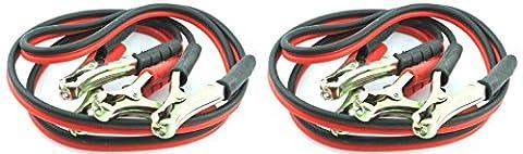 Batterie Voiture Diesel - MasterStor Jump Leads câbles de démarrage avec