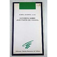 Estudio sobre losPazos de Ulloa (Colección Encuentros)