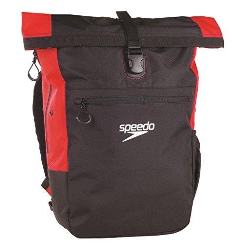 speedo-team-rsck-iii-au-zaino-nuoto-nero-black-usa-red-taglia-unica