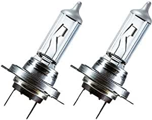 OSRAM Halogenlampe Glühlampe H7 LONGLIFE 12V 55W PX26d 64210L (2 Stück)