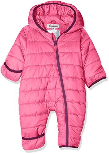 Playshoes Unisex Baby Schneeanzug Stepp-Overall Rosa (Pink 18) 74
