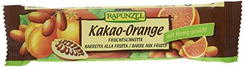 Rapunzel Fruchtschnitte Kakao-Orange Bio, 40 g