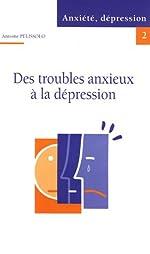 Anxiété, dépression - Tome 2, Des trouble anxieux à la dépression d'Antoine Pelissolo