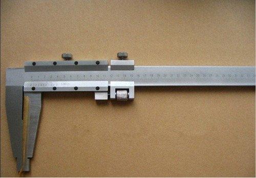 Gowe 0-2500mm Schwerlast Bremssattel ohne oberen Backen