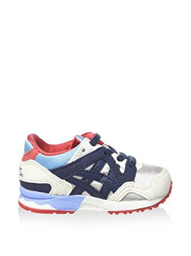 Asics Gel-Lyte V Ts, Chaussures Mixte Enfant Blanc