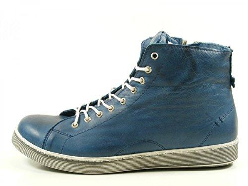Andrea Conti 0341500 Scarpe stringate donna Blau