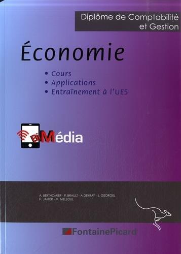 Economie DCG
