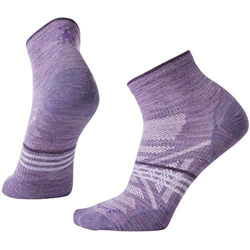 Womens Phd Outdoor Light (Smartwool PhD Outdoor Ultra Light Mini Socks Women Lavender Schuhgröße M   EU 38-41 2019 Socken)
