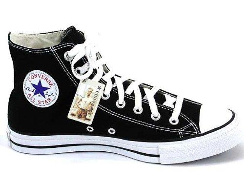 Converse Chuck Taylor All Star Core Hi, Baskets mode mixte adulte - Noir (Black), 37 EU