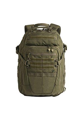 First Tactical Specialist 1-Day Backpack Oliv, Oliv (Gepolstert Sockel)