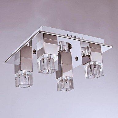 WG Unterputz Deckenfluter - Kristall, 110-120V / 220-240V Inklusive Glühbirne / G4 / 10-15㎡