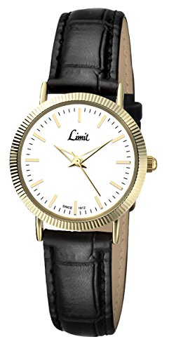 limit-womens-quartz-watch-with-white-dial-analogue-display-and-black-polyurethane-strap-613101