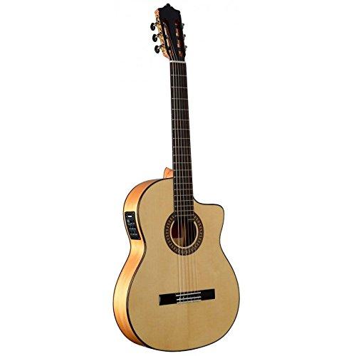 Guitarra Flamenca Martinez MFG-AS Cutaway - EQ Fishman PSY-301