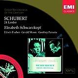 Schubert:24 Lieder [Import allemand]