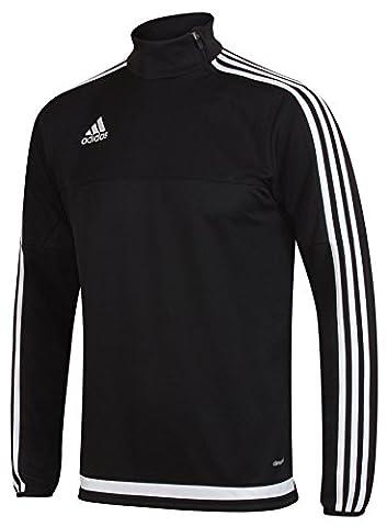 Adidas Mens Tiro 15 climacool Training Top - Small - Black