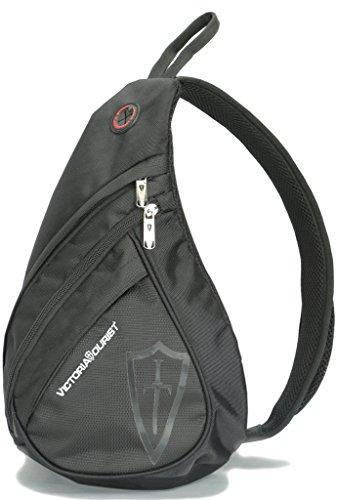 victoriatourist-v5003-mochila-para-un-solo-hormbro-bolso-de-mensajero-cinta-del-hombro-ajustable-neg