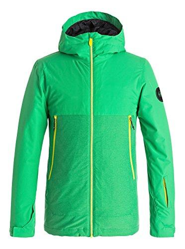 Quiksilver Sierra - Snow Jacket for Boys 8-16 - Snow Jacke - Jungen 8-16 - Grün