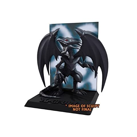 Action Figur Yu-Gi-Oh! Series 2 Red-Eyes Black Dragon [import