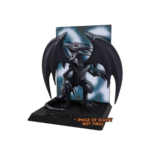 Yu-Gi-Oh! - Juegos de Cartas - Derivados - Negro Dragón en Red Eye - 10 Cm