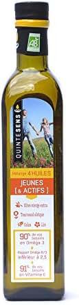 huiles jeunes actifs 500ml