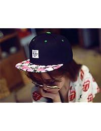 Damen Baseball Cap Beach Trucker Hat, Combed Mütze, BaseballKappe, Snapback Baseball Cap, Mehrfarbig, Einheitsgröße