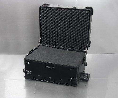 XXL-Werkzeugkoffer mit Trolley, Innenmaß:710x410x560mm