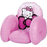 Preisvergleich für Worlds Apart 281HEK01 - Hello Kitty aufblasbarer Kindersessel