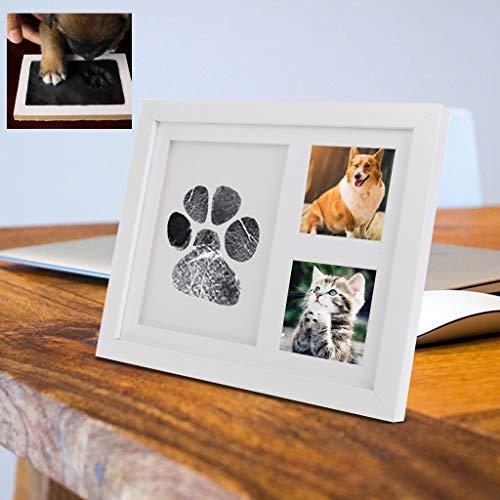 Haven shop Stempelkissen für Katzen und Hunde, Pfotenabdruck, für Haustiere, Baby-Fußabdruck und Handabdruck, für Haustier-Fotorahmen, Geschenk (Shop Hund)