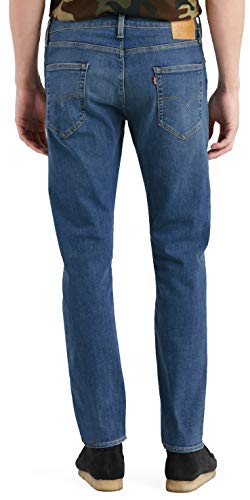 Levi's Herren Tapered Fit Jeans 502 Regular Taper, Blau (Crocodile Adapt 0160), W32/L32 (Herstellergröße 32)