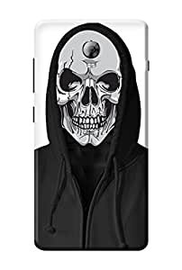 Kanvas Cases Printed Back Cover For Lenovo Vibe P1 + Free Earphone Cable Organ...