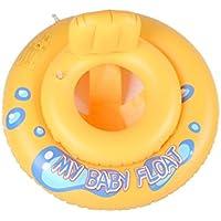 Flotador natación para Bebe o Niño,GZQES,Flotador Asiento de Piscina para bebés niños