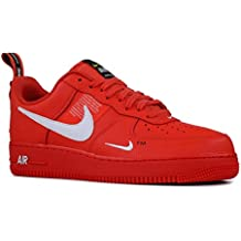 Nike - Zapatillas Nike Air Force 1 07 LV8 Utility - AJ7747 800 - Naranja,