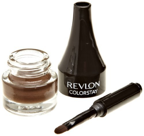Revlon ColorStay Creme Eyeliner, Brown, 0.08 Ounce by Revlon Consumer Products Corp.