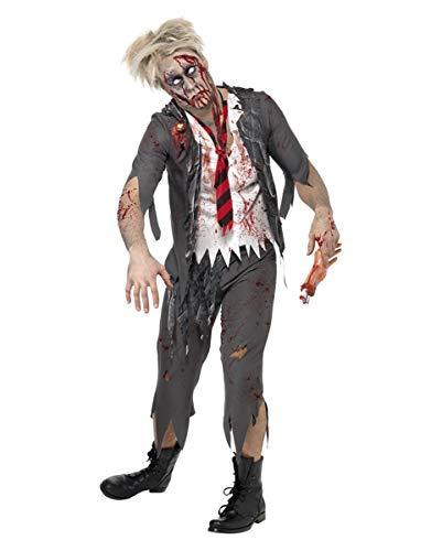 Horror-Shop High School Splatter Kostüm (High School Horror Kostüme)