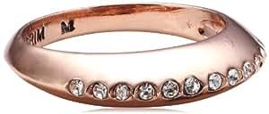 Pilgrim Damen-Ring Spike Rose Gold plated, Kristall S.55 (17.5) 26114-4014