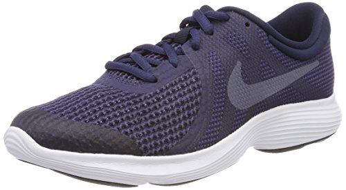 Nike Revolution 4 (GS), Scarpe Running Uomo, Blu (Neutral Indigo/Light Carbon/Obsidian 501), 39 EU