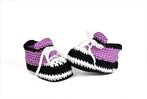 Babyturnschuhe aus Baumwolle