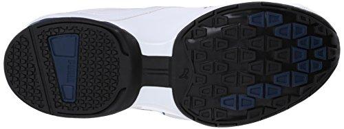 Puma Tazon 6 Cross-training Shoe White/Silver/Poseidon