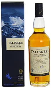 Talisker 10 Year Old Whisky 20 cl from Talisker
