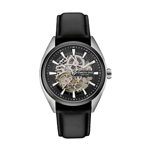 Kenneth Cole Mens Watch New York Analog Casual Automatic Watch 10030834