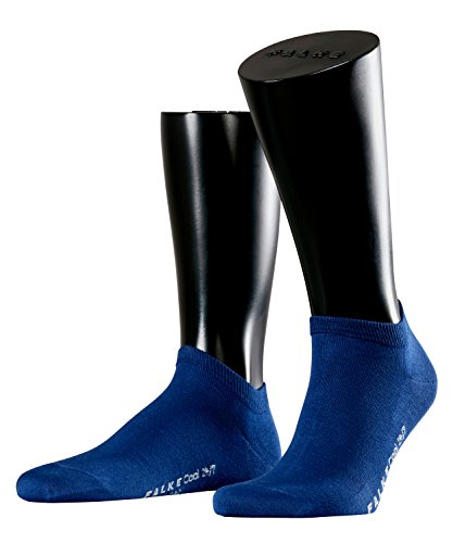 FALKE Herren Sneakersocken Cool 24/7, Gr. 43/44, Blau (royal blue 6000) (Royal Kids Bekleidung Blue)