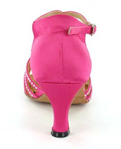 TDA - Cinturino a T donna 6cm Heel Rose