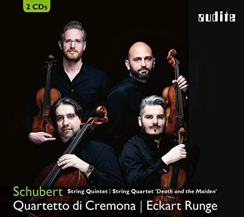 Schubert: String Quintet & String Quartet 'Death and the Maiden' Op. 163 (D. 956)
