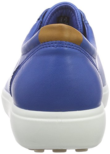 Ecco Soft 7 Ladies, Baskets Bleues Pour Femmes (bermuda Blue 1490)