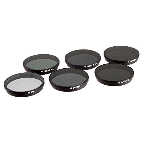 Oferta de Polar Pro Filters P4002 Filtro de cámara - Filtro para cámara (Negro, dji Inspire 1)