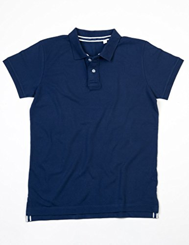 Mantis Piqué Poloshirt 'Superstar' M78 Swiss Navy
